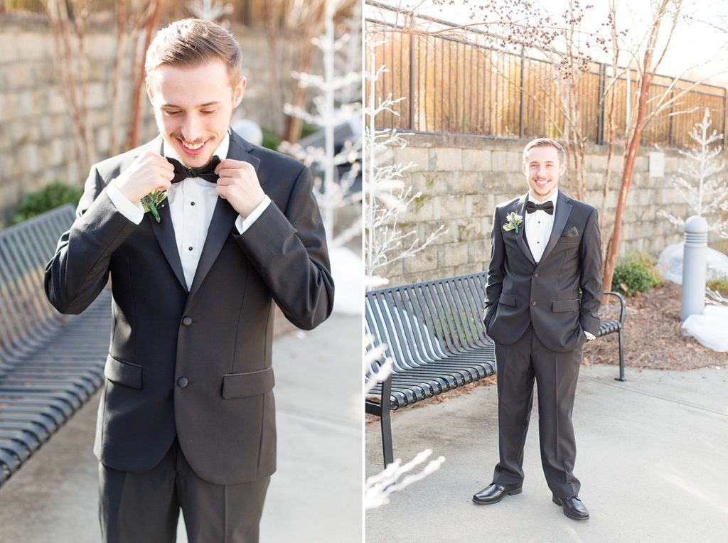 Downtown Greenville, SC Wedding by Christa Rene Photography