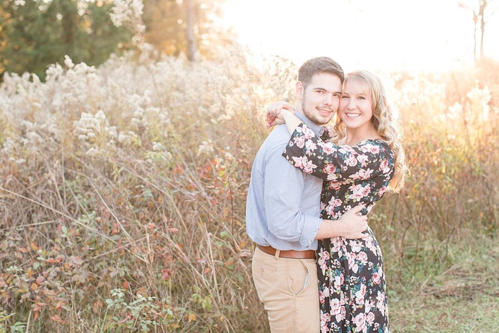 Ellery Farms engagement by Greenville, SC photographer Christa Rene Photography