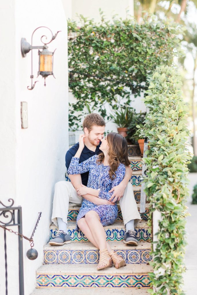 Our West Palm Beach Engagement Session with Kristy and Vic Photography | A South Carolina Wedding Photographer's Own Engagement Session