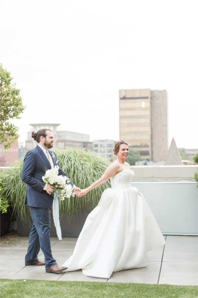 Avenue Greenville Wedding | Downtown Greenville, SC Wedding Photographer | Christa Rene Photography