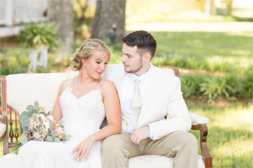 The Grove at Pennington Wedding | Greenville, SC Wedding Photographer | Christa Rene Photography