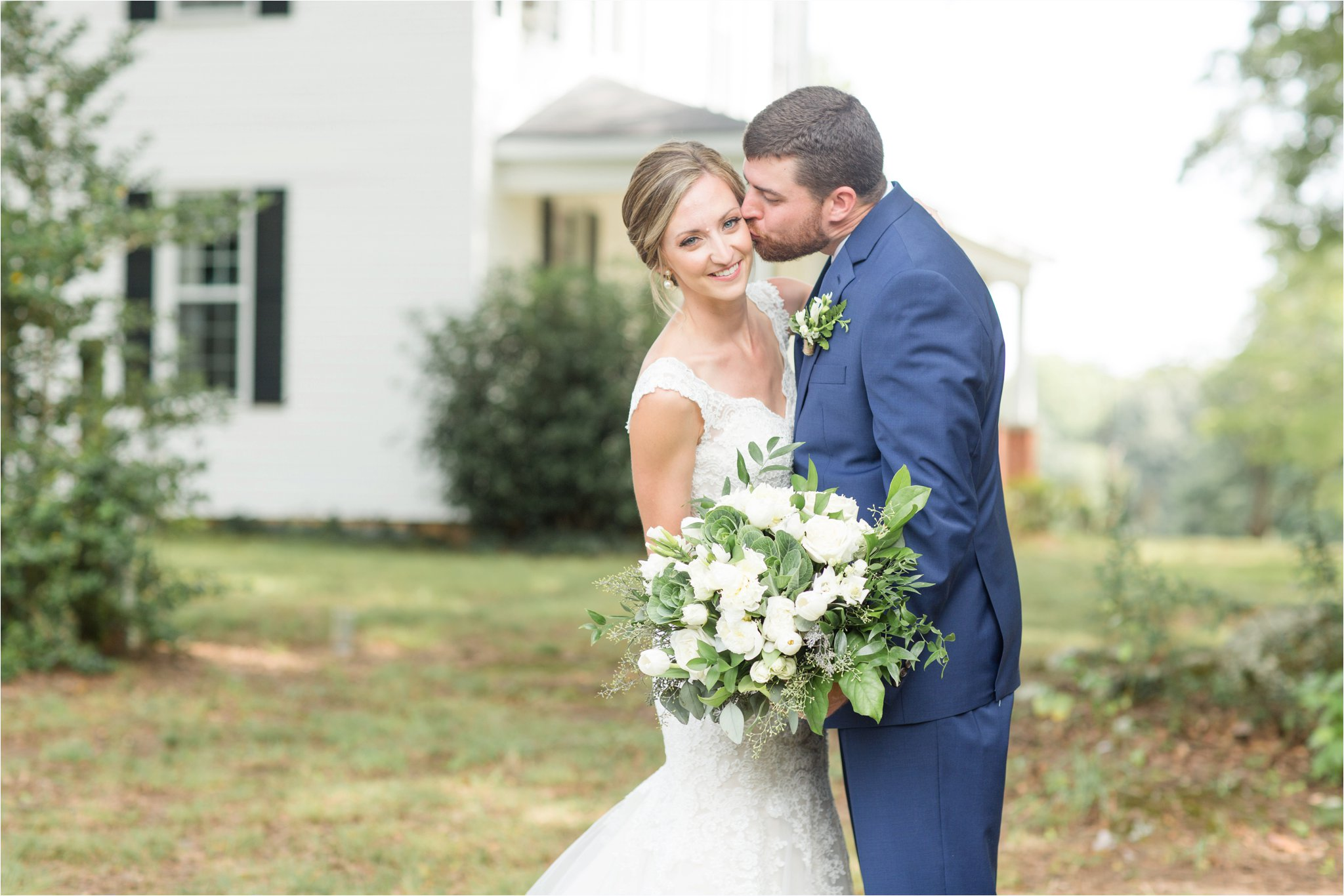 Outdoor Southern Wedding | South Carolina Wedding Photography | Christa Rene Photography