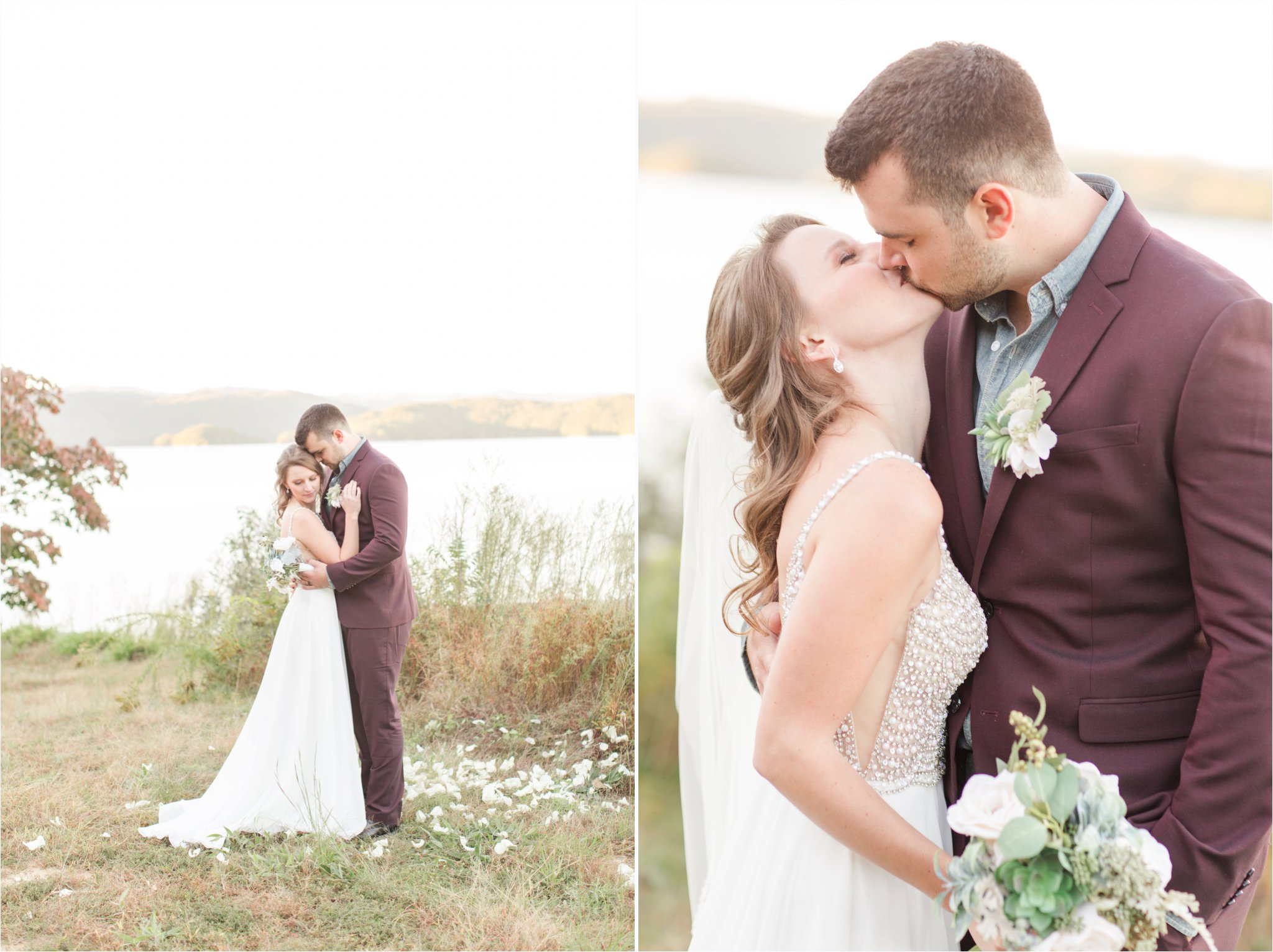 Lake Jocassee Wedding | South Carolina Wedding Photographer | Christa Rene Photography