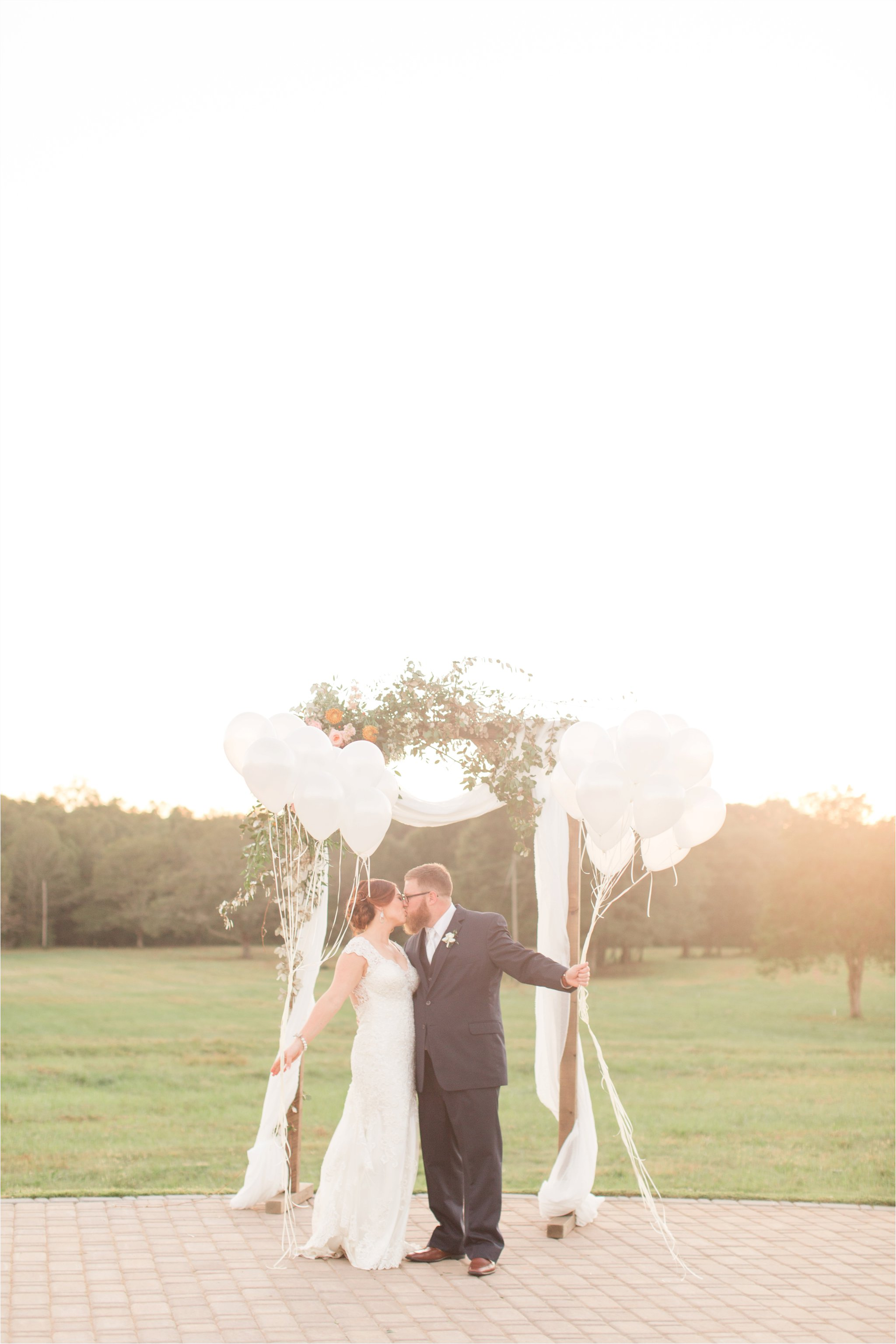 The Barn at Sitton Hill Farm Wedding | South Carolina Wedding Photographer | Christa Rene Photography