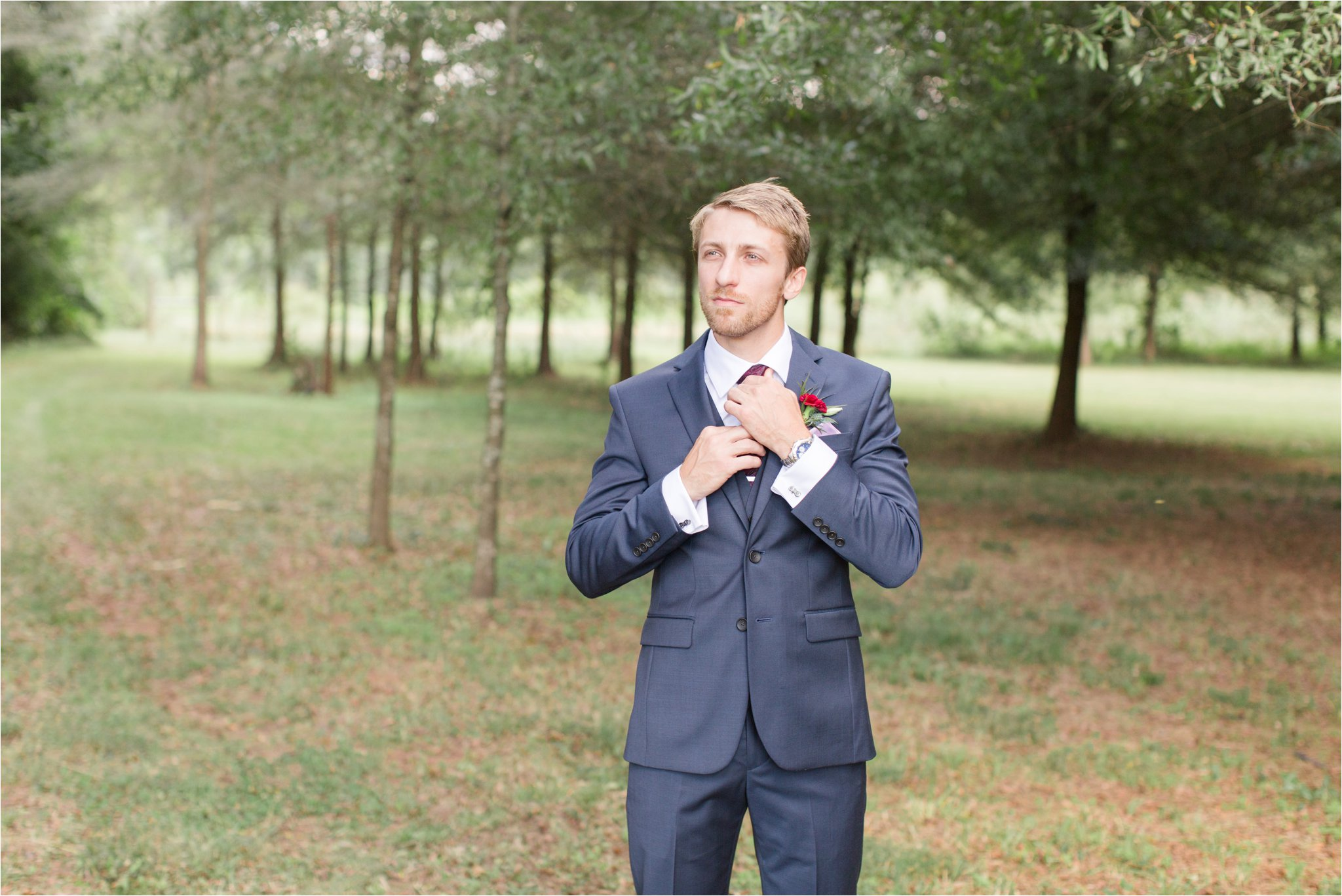 Sleepy Hollow Barn Wedding | Clemson SC Wedding | Christa Rene Photography