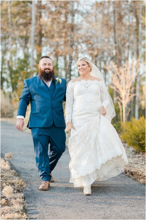 Southern country wedding in SC by Greenville, SC Photographer Christa Rene Photography