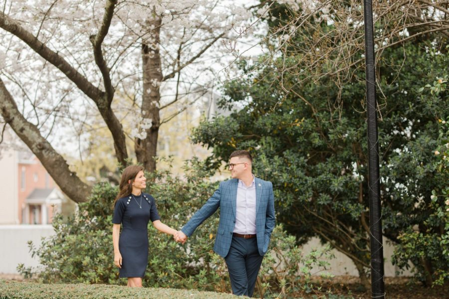 Columbia, SC Engagement Session by Christa Rene Photography