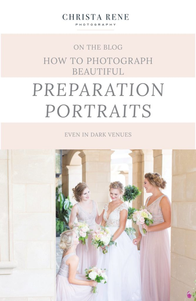 How to Photograph Beautiful Preparation Shots | Photography Education from South Carolina Wedding Photographer Christa Rene Photography